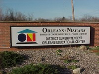 Orleans Sign